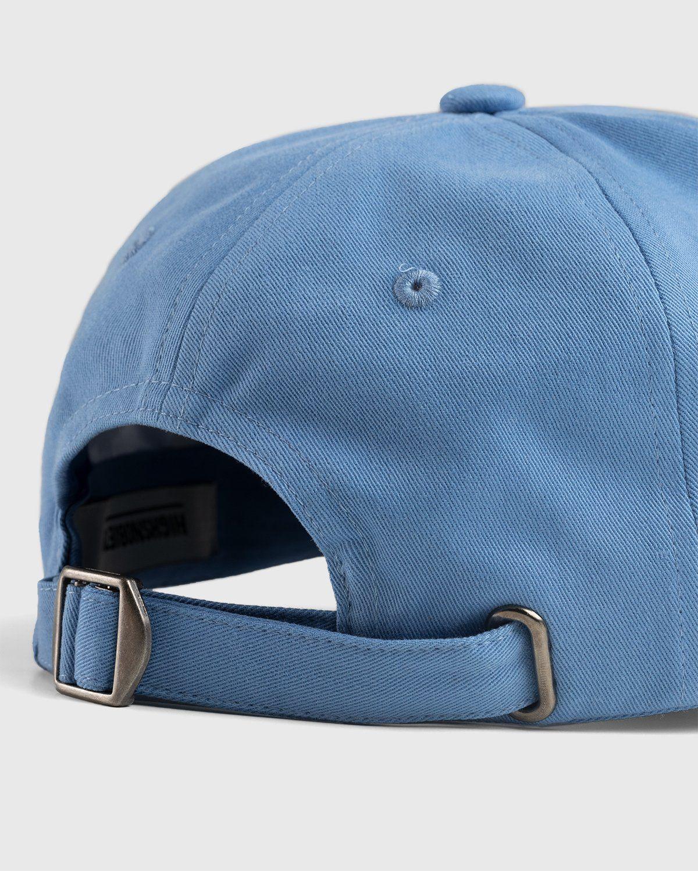 Highsnobiety – Baseball Cap Blue - Image 5
