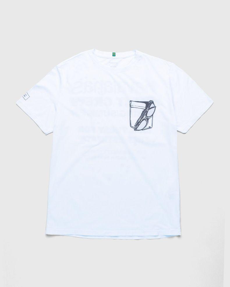 Havaianas x Reality to Idea by Joshuas Vides – T-Shirt White