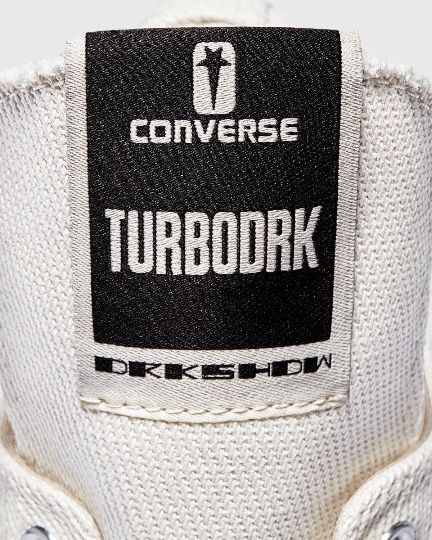 Converse x DRKSHDW TURBODRK – Chuck 70 White - Image 7