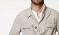 James Perse – Utility Shirt Jacket