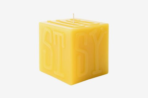 Stussy Cube Candle