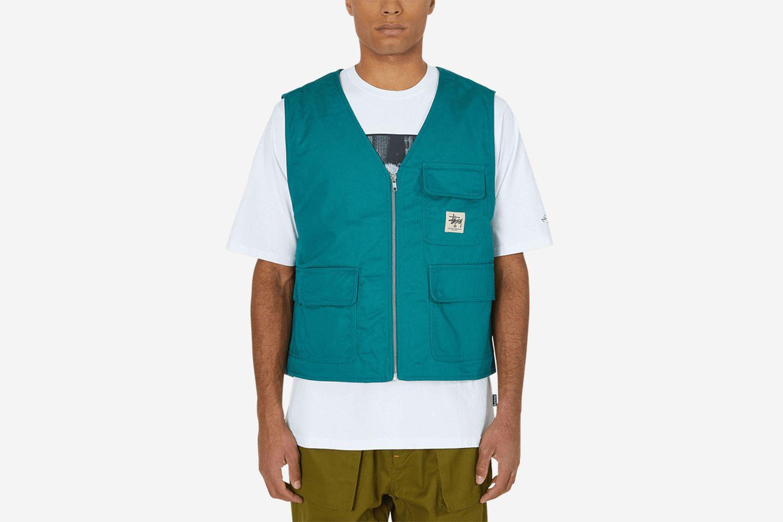 Insulated Work Vest