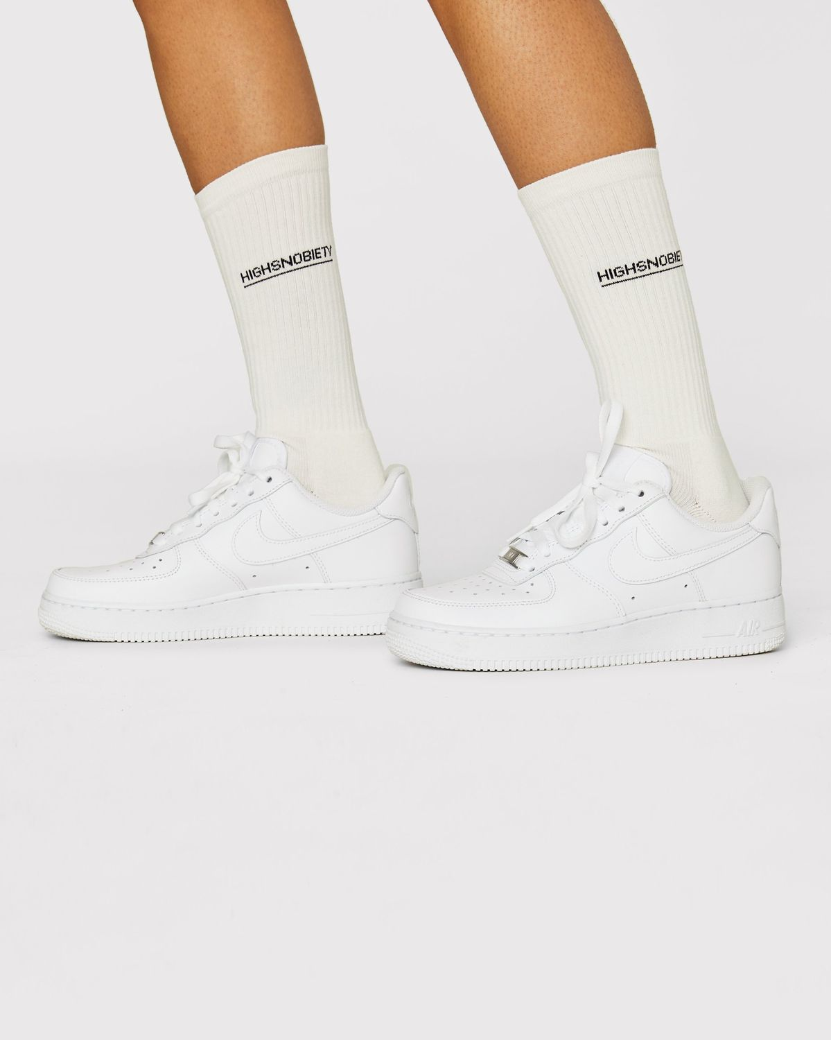 Highsnobiety Staples - Socks White - Image 3