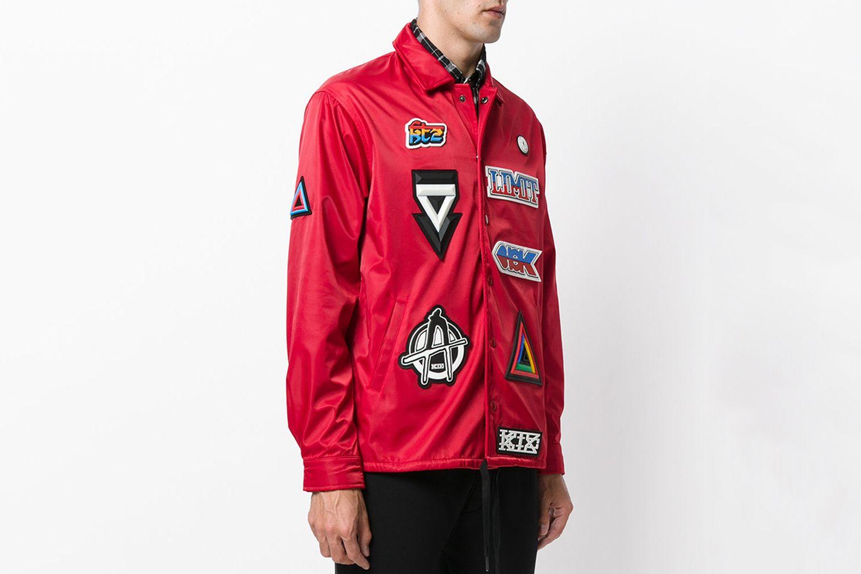 Multi Patch Jacket