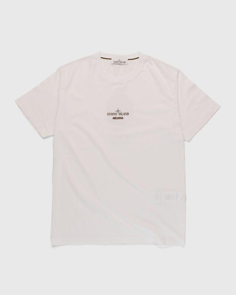 Stone Island – T-Shirt White