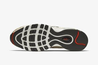 Nike Air Max 97 Black Grade School Boys' Running Shoe