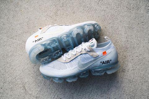 """purchase cheap b0021 3344d OFF-WHITE x Nike Air VaporMax """"White"""""""