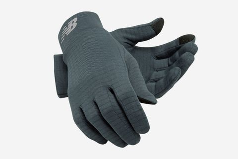 Grid Fleece Glove