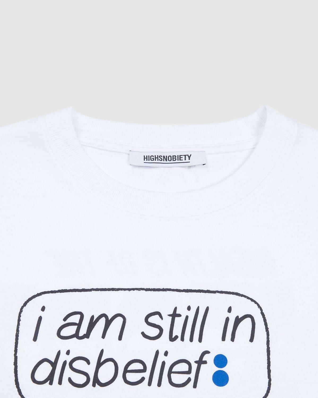 Colette Mon Amour x BBC — White T-Shirt - Image 3