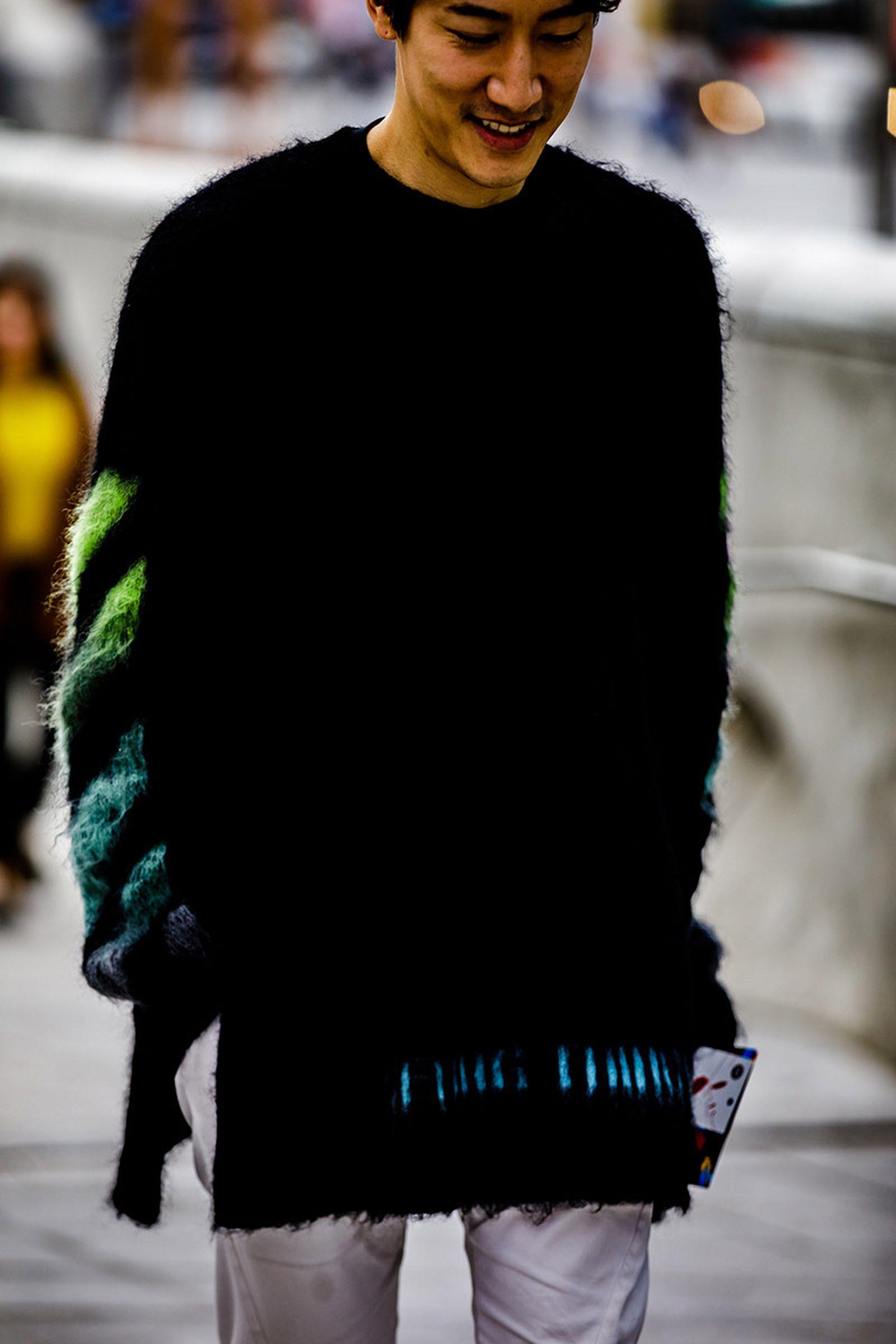 seou street style part seoul fashion week