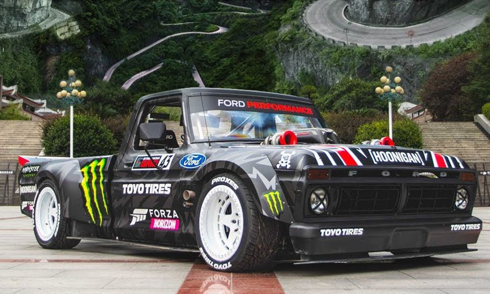 Ken Block Takes on China's Most Dangerous Road in 'Climbkhana TWO'