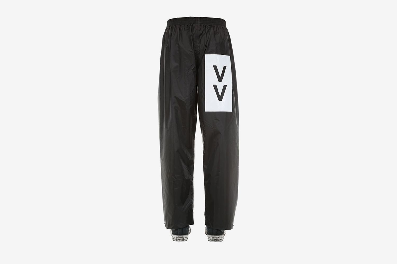 Fwd Printed Nylon Wader Pants