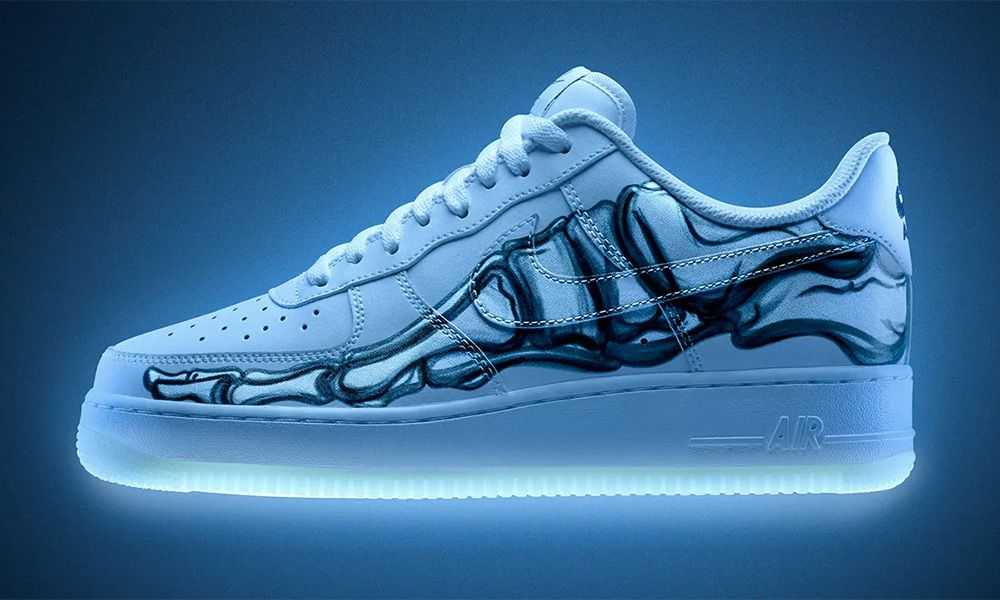 """Nike Air Force 1 """"Skeletal Force"""": Where to Buy Today"""