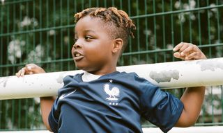 Meet the Londoners Celebrating Identity Through Football Jerseys