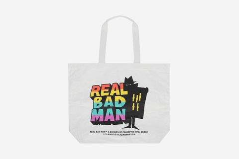 Rbm Tyvek Tote Bag