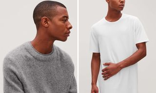 COS Debuts Essential Soma Menswear Collection