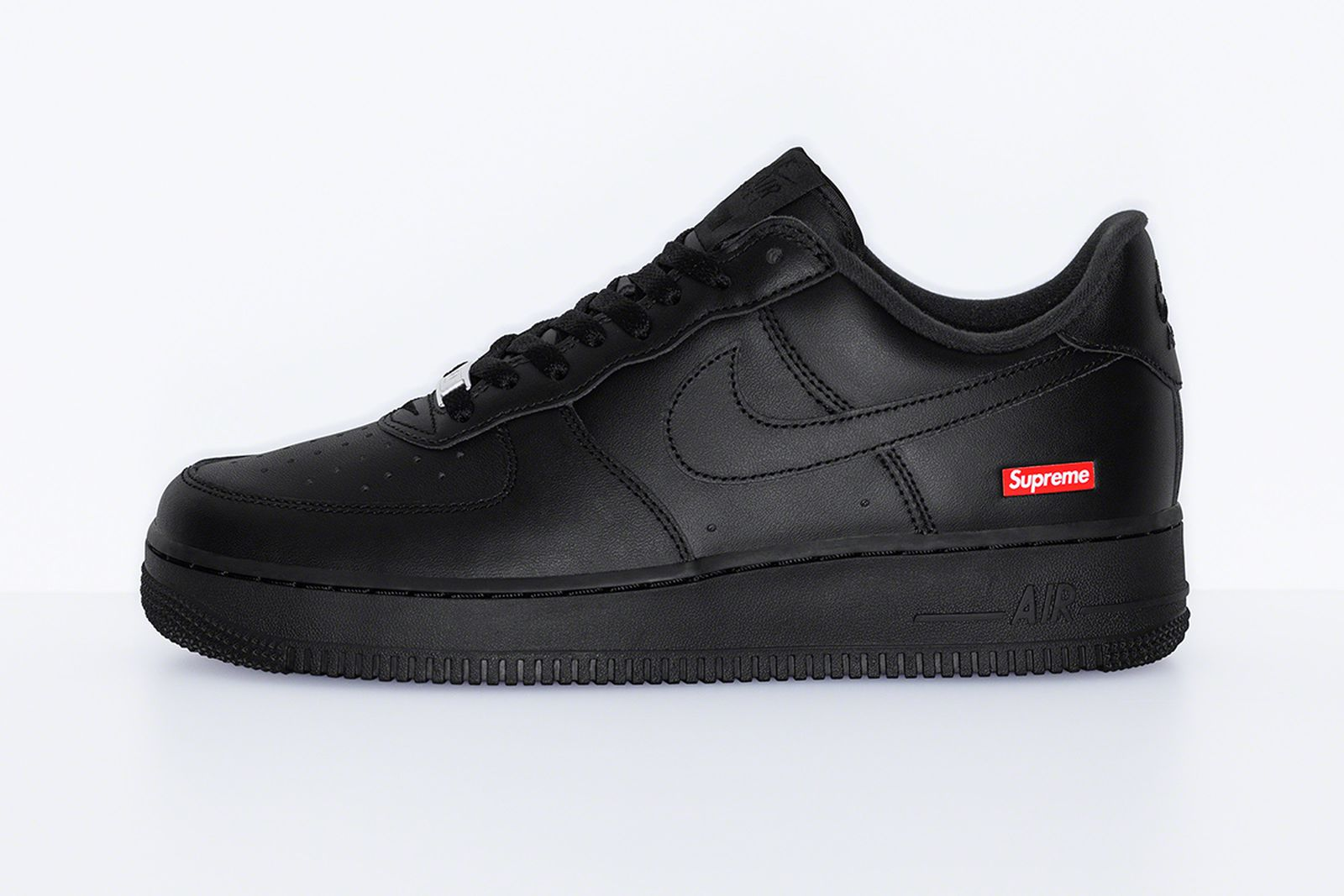 Supreme x Nike Air Force 1 Low Will Restock, Don't Freak Out