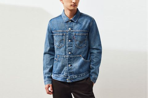 5 Pocket Trucker Jacket