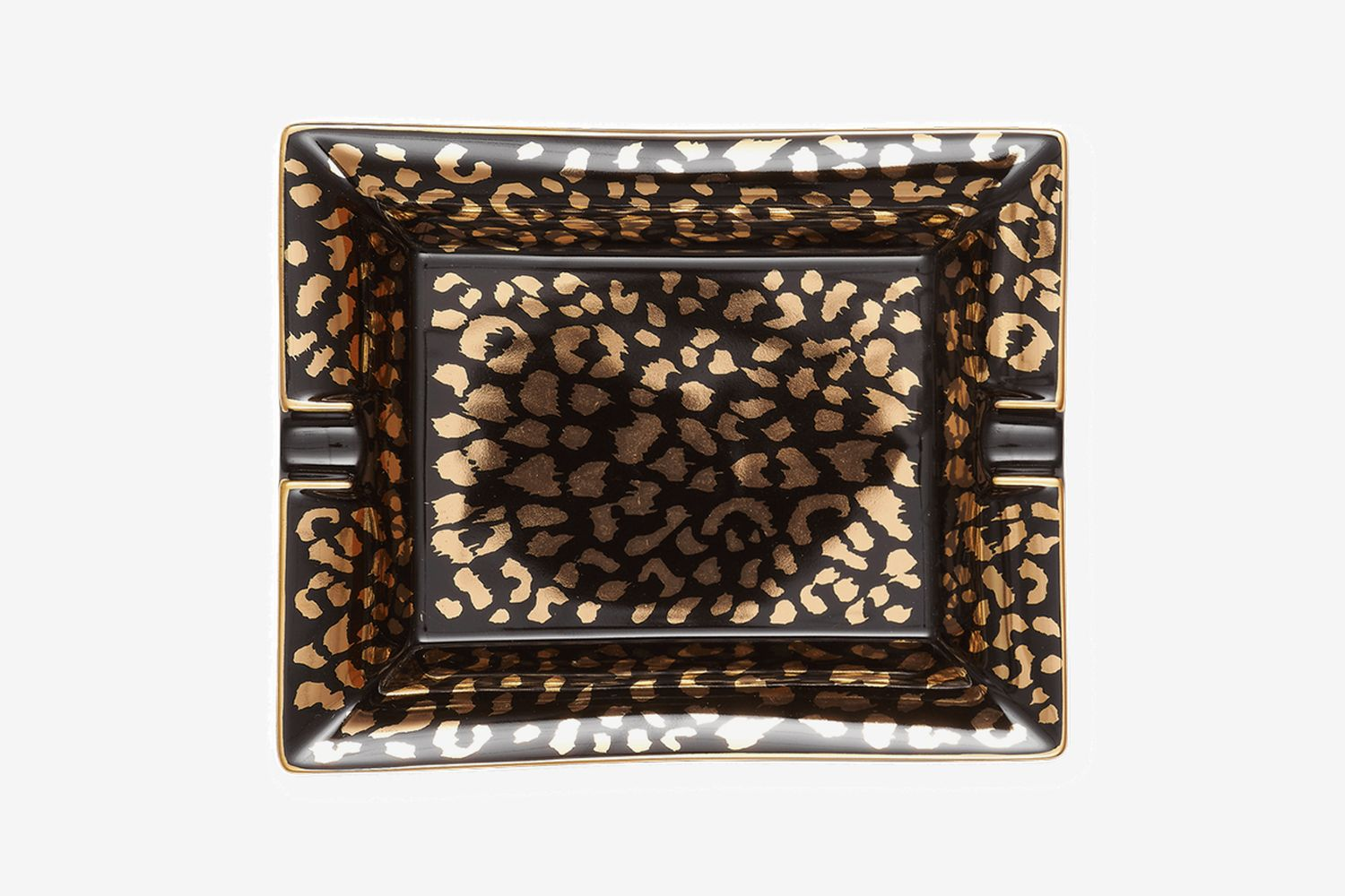 Leopard Ashtray (Type 2)