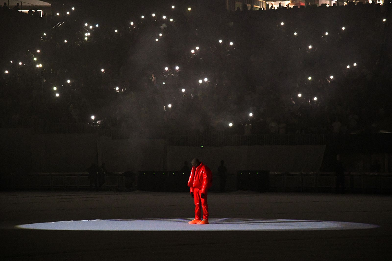 """Kanye West to Hold Another """"Donda"""" Listening Event at Mercedes Benz Stadium"""