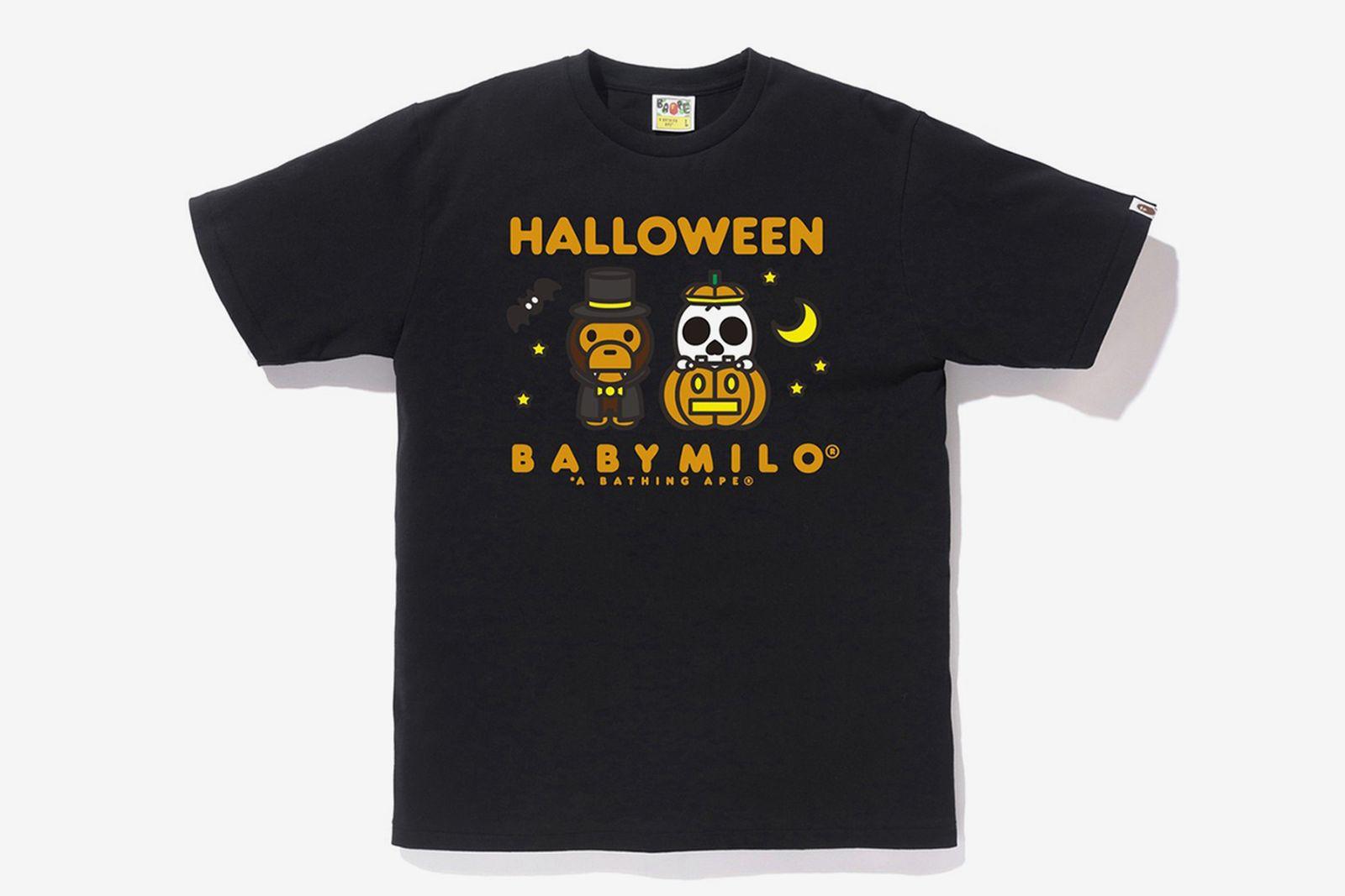 BAPE Halloween T-shirt black