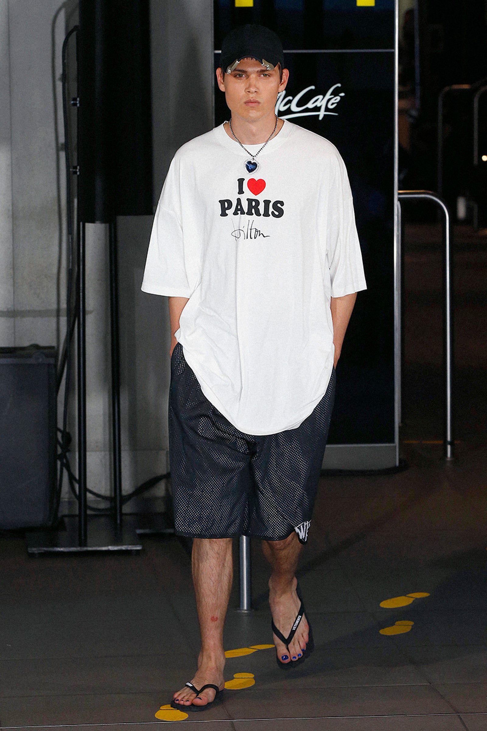 vetements ss20 demna gvasalia paris fashion week runway
