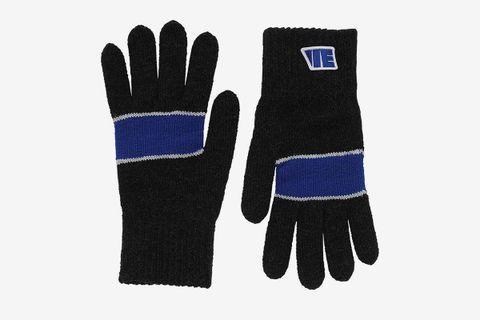 Wool & Acrylic Gloves