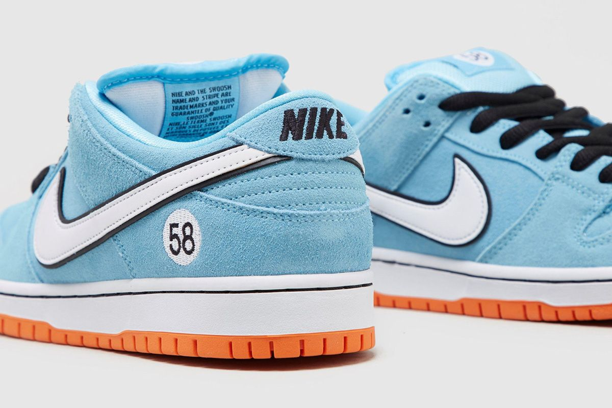 Club 58 Dresses SB Dunks in Blue Suede & Other Sneaker News Worth a Read 33