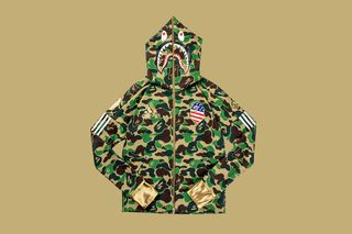 9f390a45 Here's Every Piece From BAPE's adidas Football Collection Dropping Today