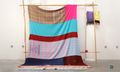 Acne Studios Transforms Its Iconic Scarves Into Home Furnishings