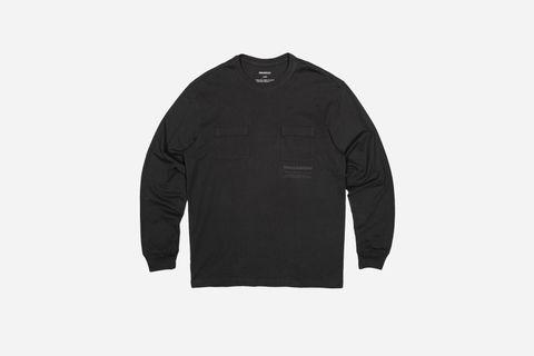 8004 Miltype L/S Shirt