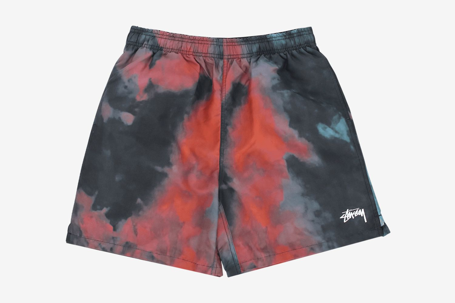 Dark Dye Water Shorts