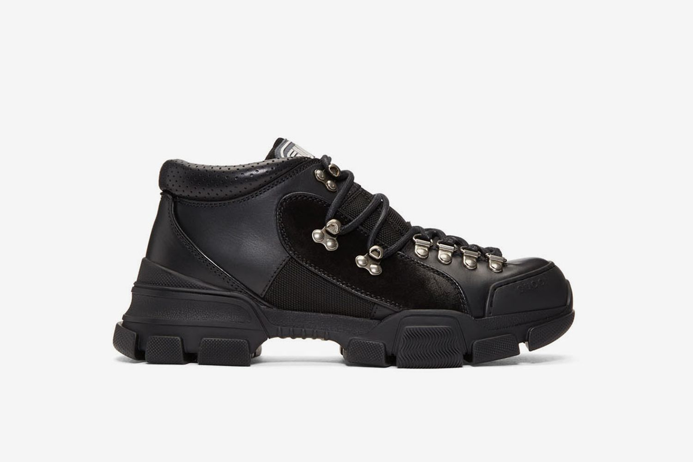 Flashtrek High-Top Sneakers