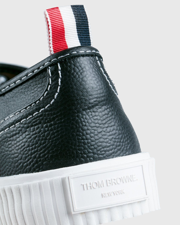 Thom Browne x Highsnobiety — Women's Heritage Sneaker Grey - Image 4