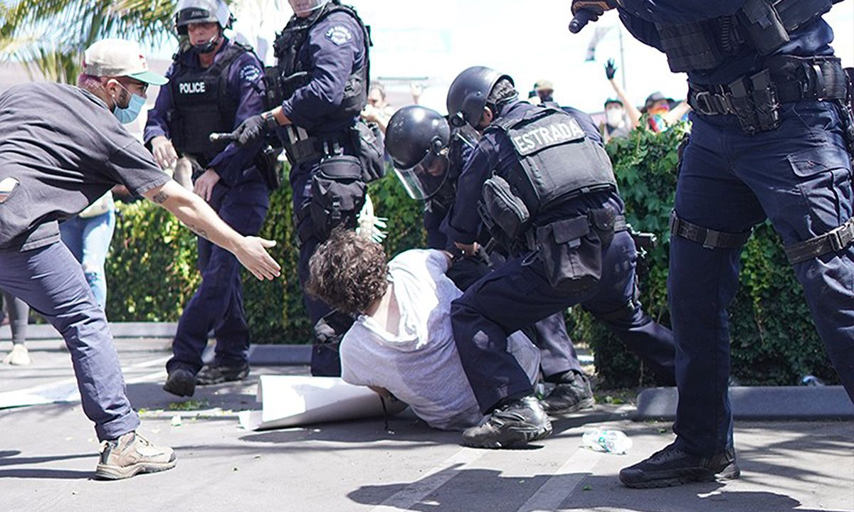 If You Get Arrested at a Protest, Heres What You Should Do