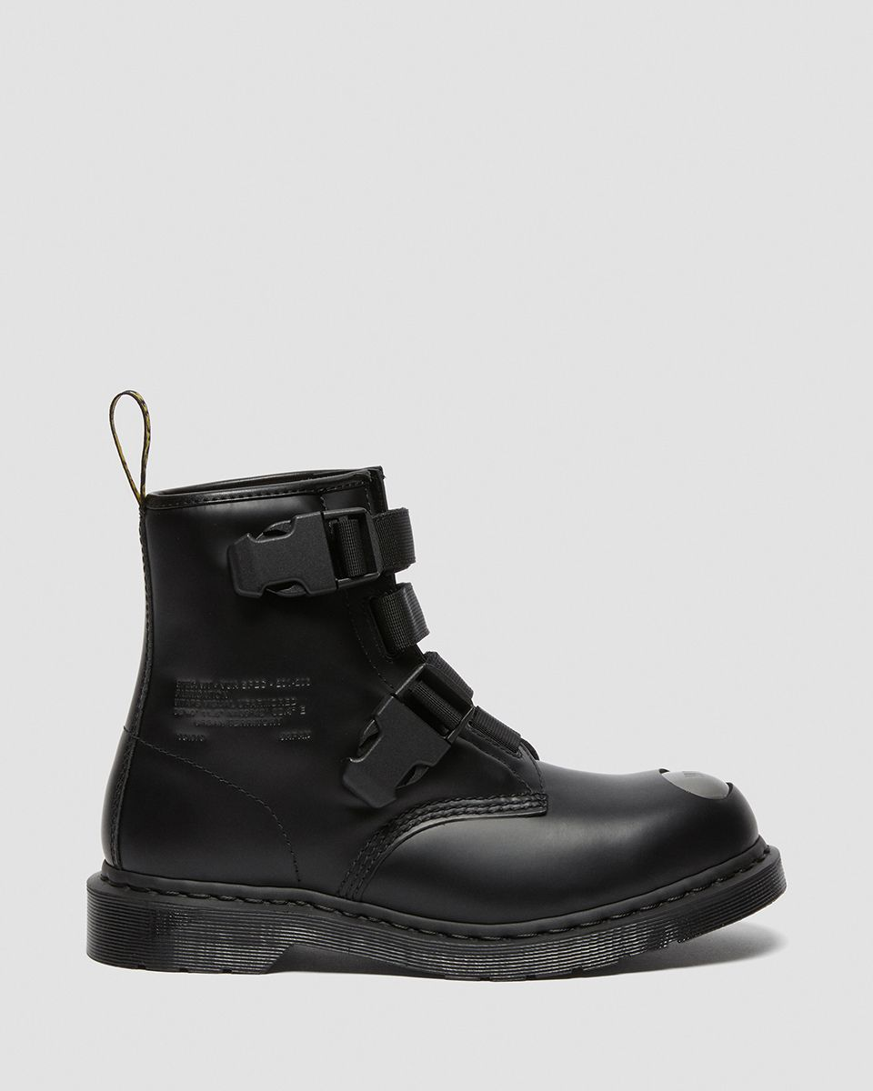 Buckle Up in WTAPS' Military-Inspired Dr. Martens 1460 Boot 14
