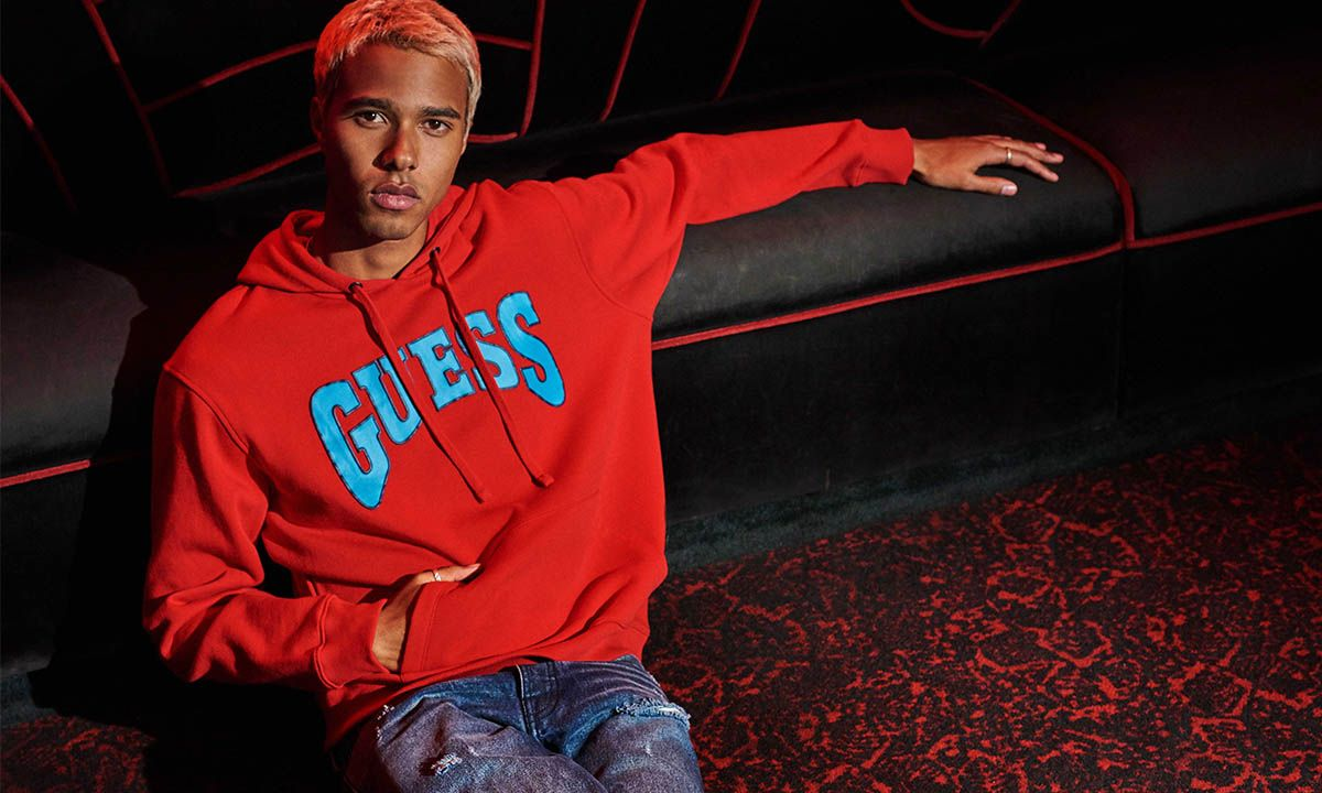 Our Favorite Pieces from the GUESS Originals Holiday Capsule Collection