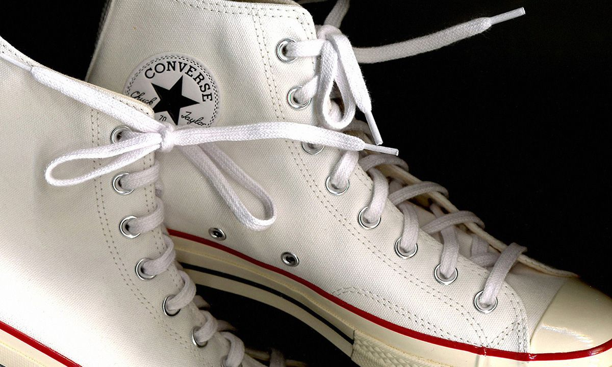 Converse Was One of the Most-Traded Brands on StockX in 2020