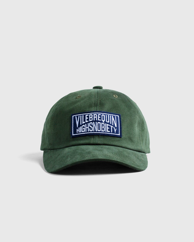 Vilebrequin x Highsnobiety — Logo Cap Khaki - Image 1