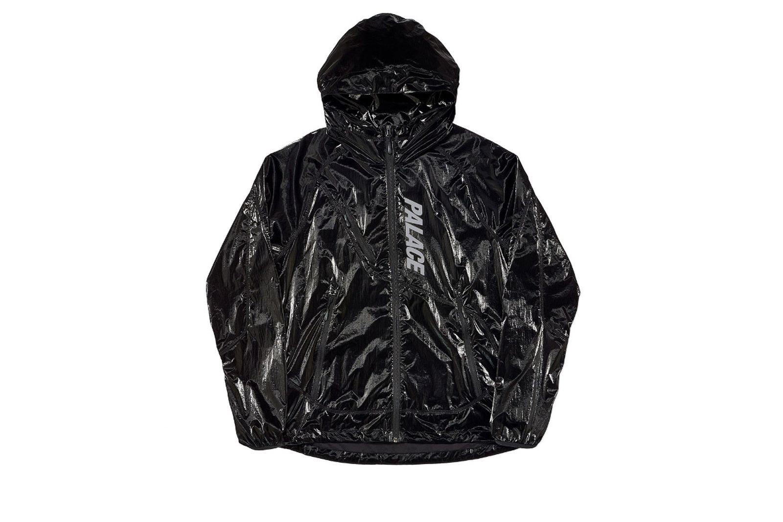 Palace 2019 Autumn Jacket G Loss Jacket black front fw19
