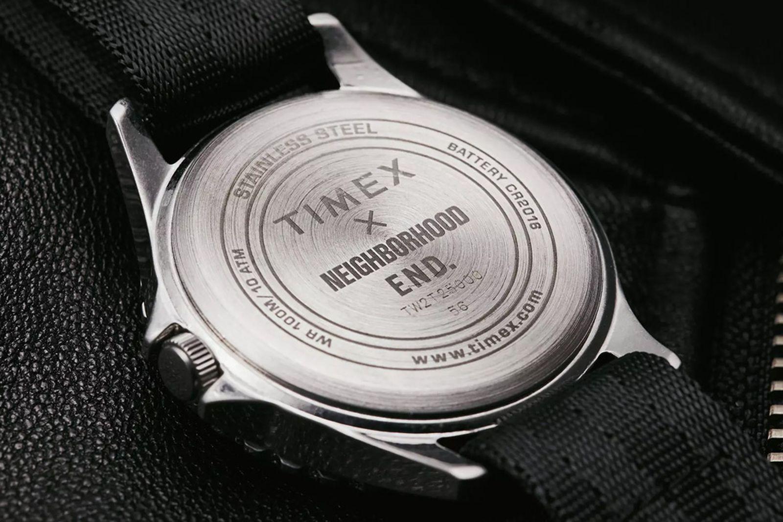 end time x neighborhood 18004 watch03 timex