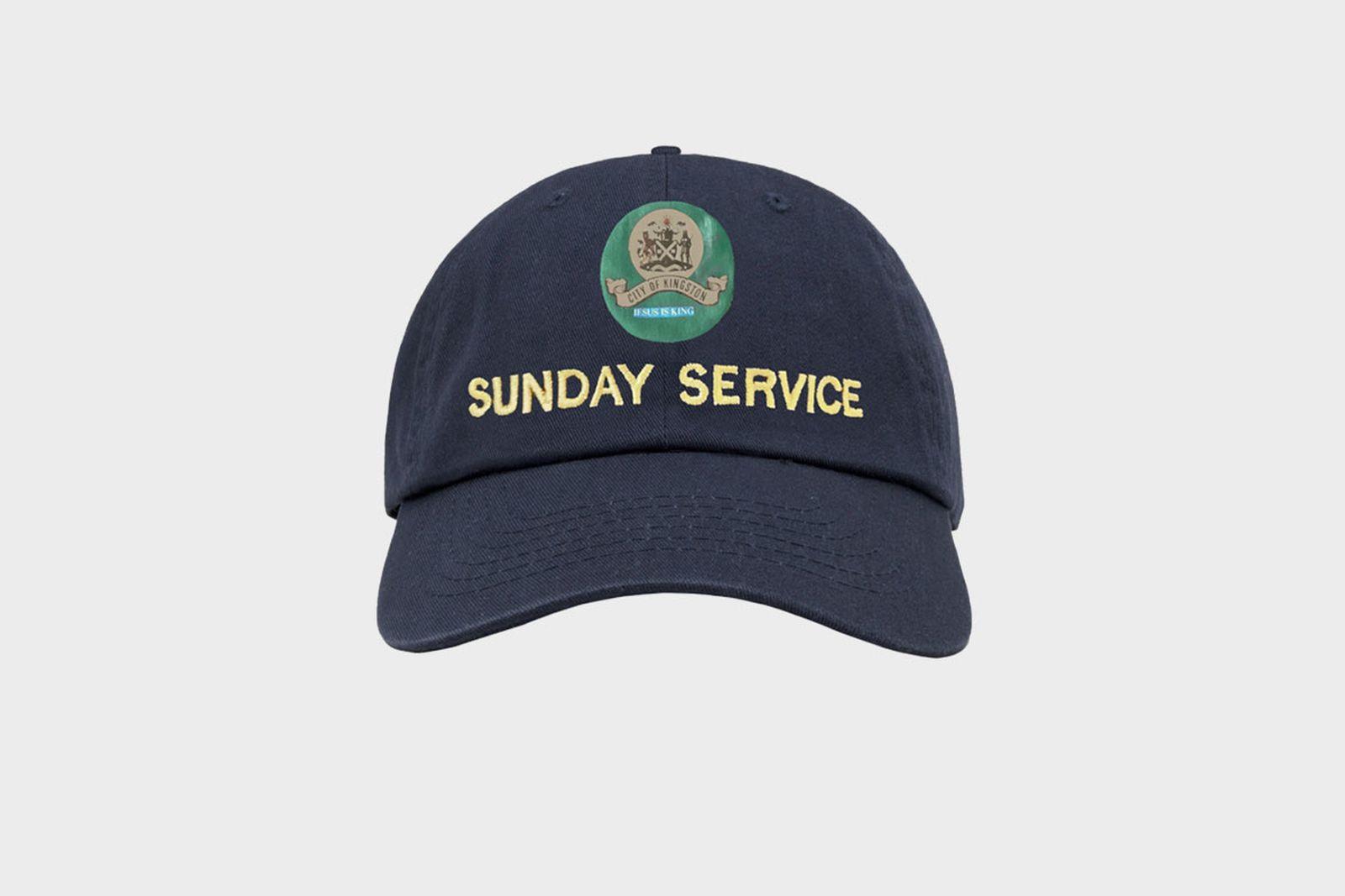 kanye west kingston sunday service