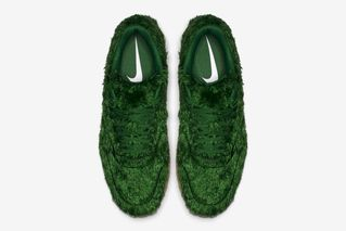 "741ec70a53ce9 Nike s Forthcoming Air Max 1 ""Grass"" Will Have You Looking Fly on the  Fairway"