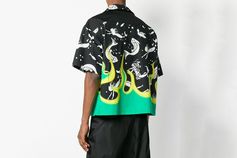 Mermaids & Flames Shirt