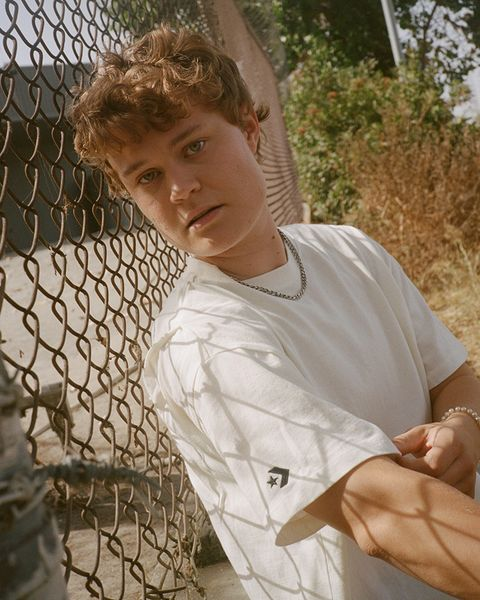 Carter Howe Is the Converse Campaign Star Embodying Transness on His Own Terms 25