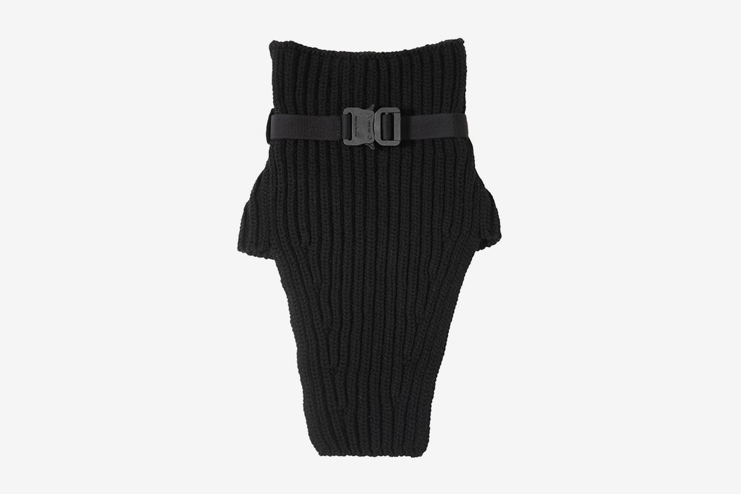Wool Knit Neck Warmer