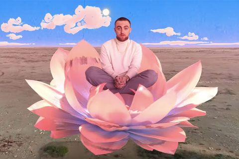 Mac Miller Good News video