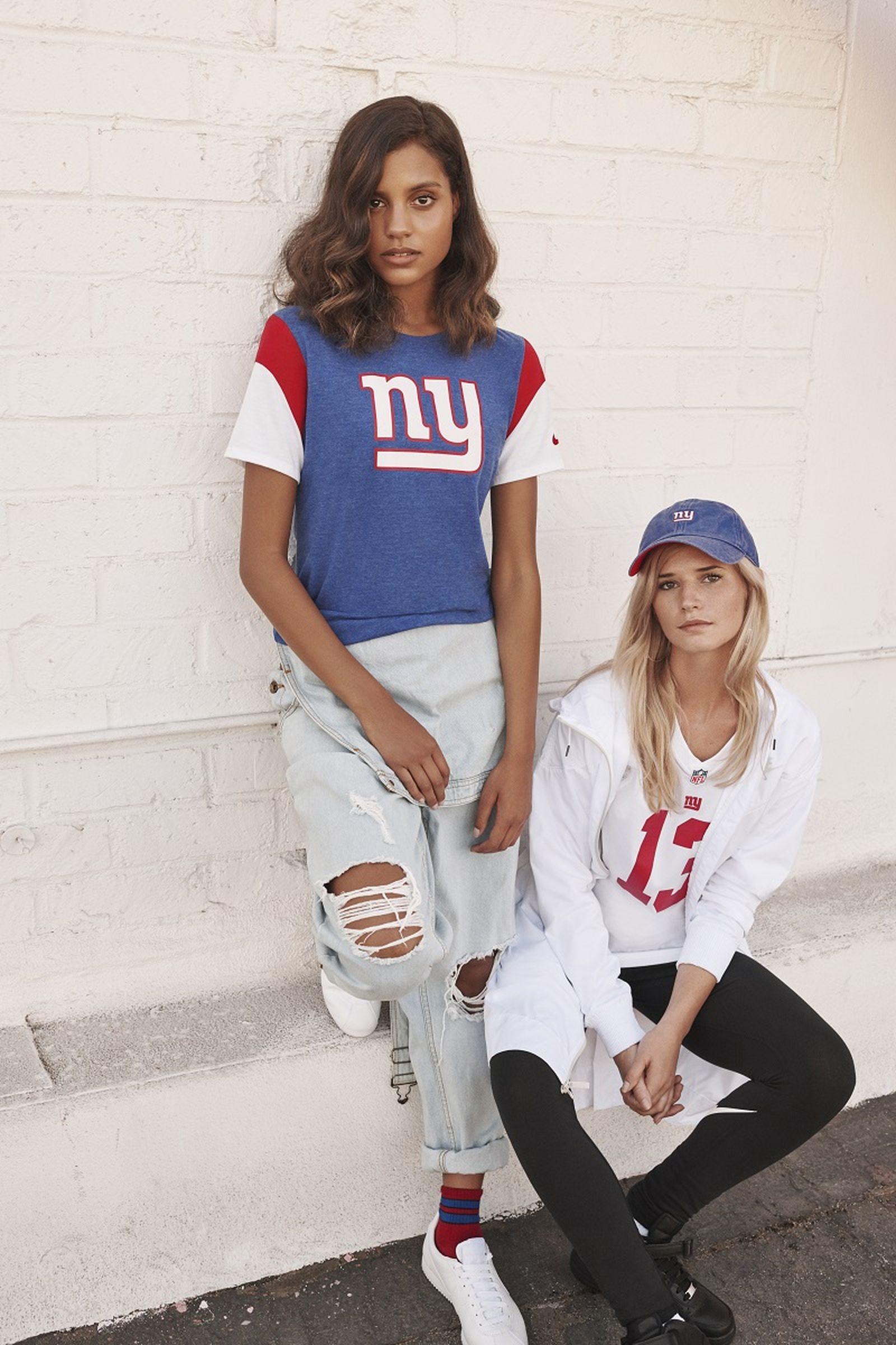nike women's nfl jersey