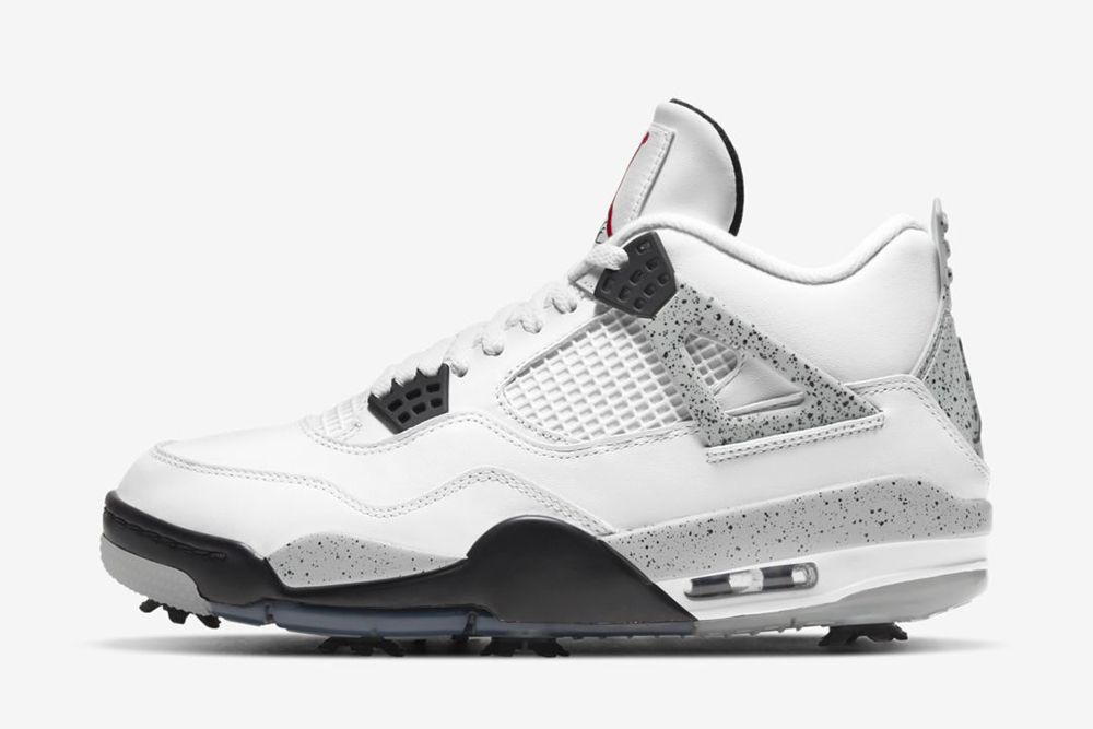 "Air Jordan 4 ""White Cement"" Is Back (Sort of) & Other Sneaker News Worth a Read 66"