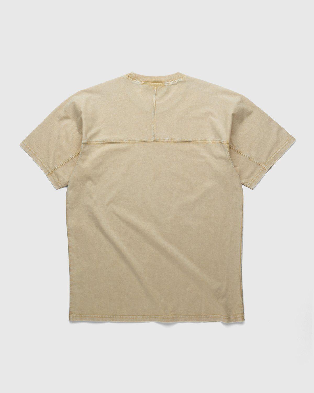 Carhartt WIP – Ashfield T-Shirt Brown - Image 2